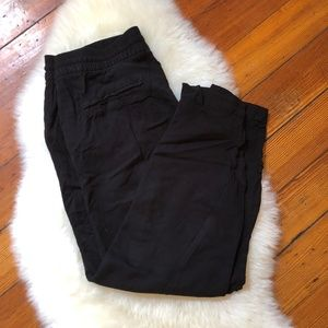 Old Navy Black Joggers